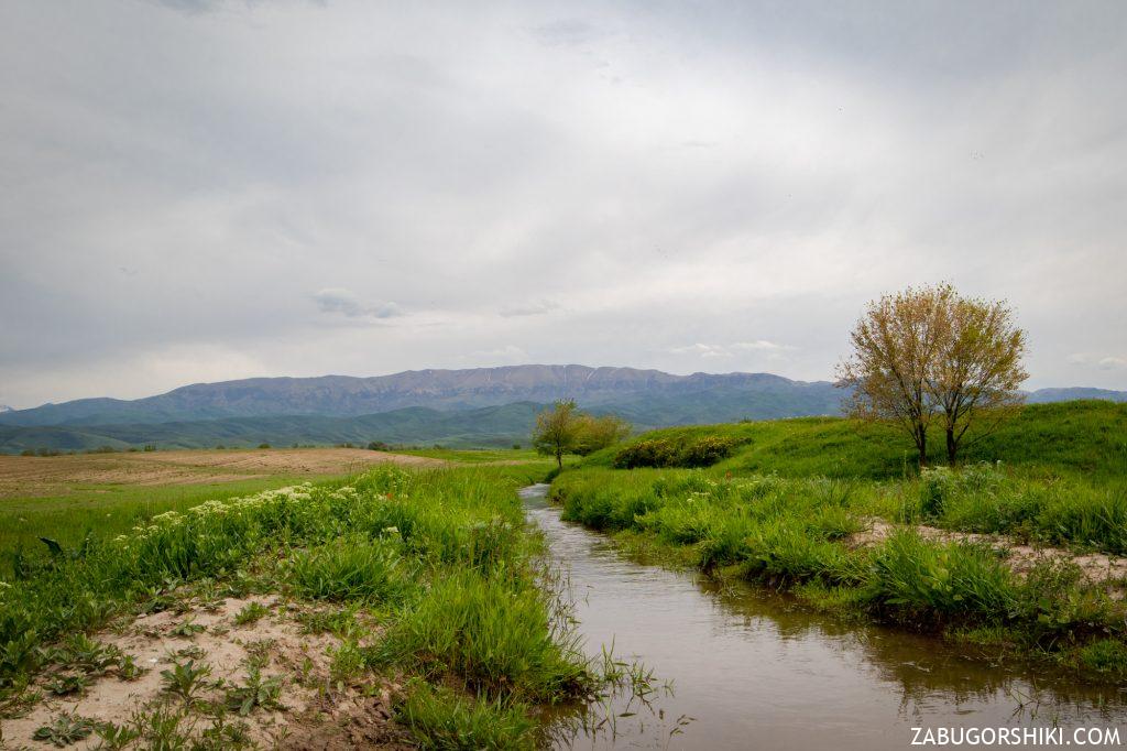 Река Каракастек