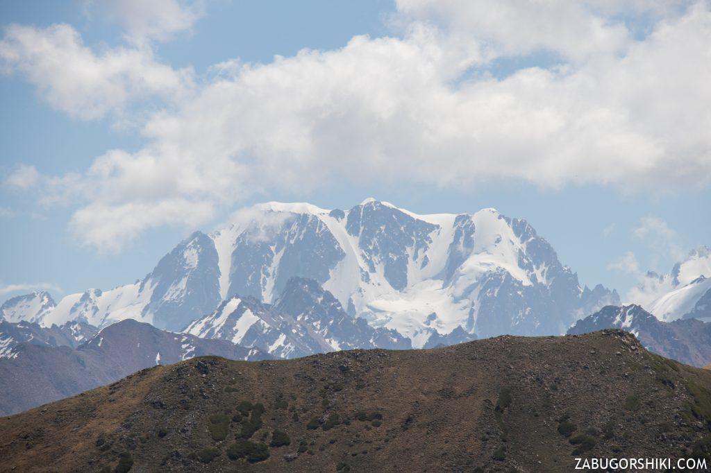 Пик Талгар, Алматы 5017 метров